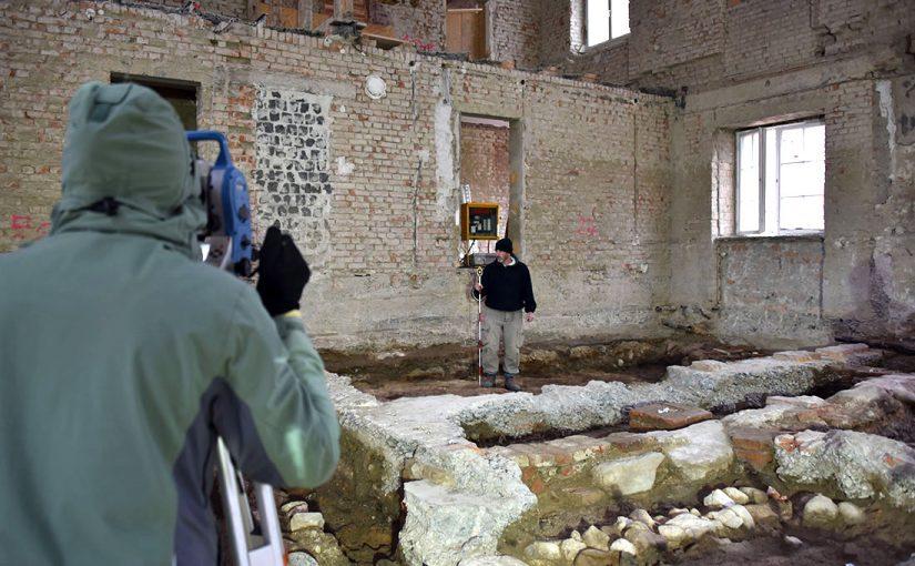 Archäologische Grabungen in Isny