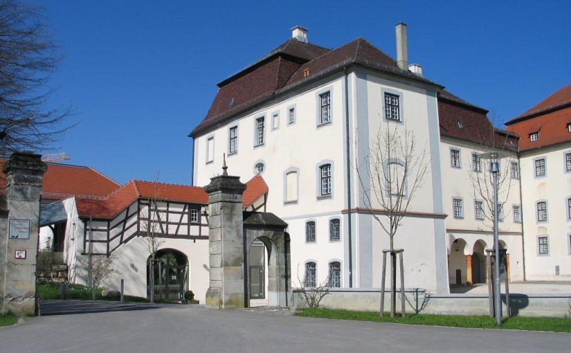 Besuch des Museum Schloss Großlaupheim